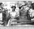 ซอ บะอูจี คนที่ 3 จากขวา ในวันที่เข้าพบ อู นุ นายกรัฐมนตรีพม่า ในการเจรจาสงบศึกอิงเส่ง ในวันที่ 4 เมษายน ค.ศ. 1949