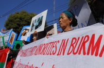 ภาพจาก Women's League of Burma (WLB)