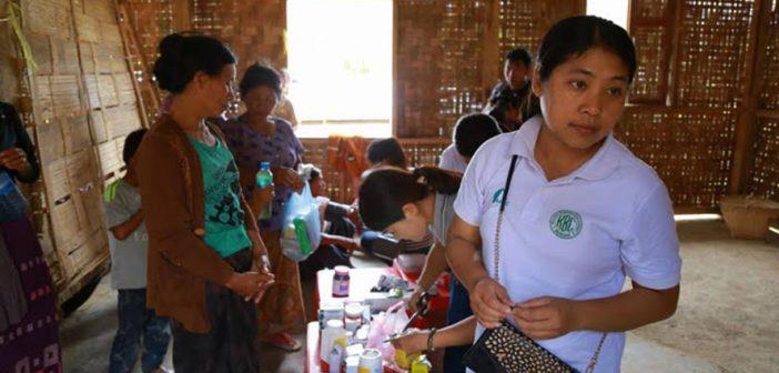 กองทัพพม่าข่มขู่องค์กรช่วยเหลือด้านมนุษยธรรมคะฉิ่น ห้ามช่วยเหลือเหยื่อสงคราม ฝ่าฝืนจะถูกดำเนินคดีตามกฎหมาย