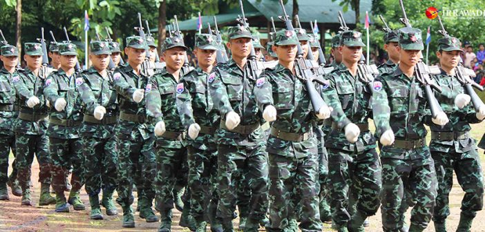 ทหารกะเหรี่ยงปะทะพม่าอีก-ค้านสร้างถนนเพิ่มพื้นที่ควบคุมแหกข้อตกลง