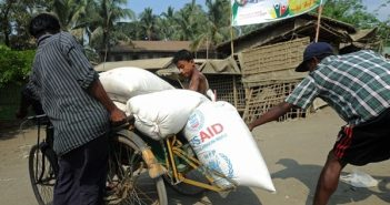 MYANMAR-UNREST-AID-RIGHTS