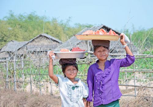 ภาพจาก The Myanmar Times
