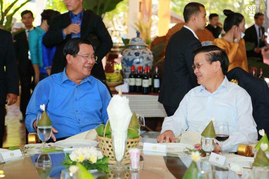 ภาพจากเฟซบุ๊ก Samdech Hun Sen, Cambodia Prime Minister