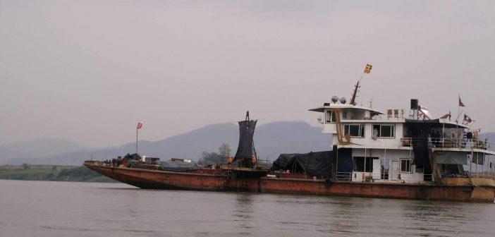 """จีนหวังกินรวบลุยระเบิดแก่งแดนไทย-สร้างเขื่อนปากแบงในลาวยกระดับน้ำให้เรือพาณิชย์ขนาดใหญ่ล่องถึงหลวงพระบาง """"ครูตี๋""""หวั่นภัยความมั่นคง-กองกำลังคุ้มกันตามมา"""