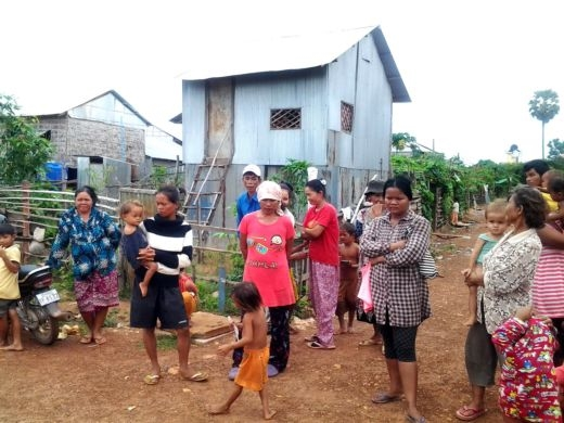 Udong community: the villagers that were forced to leave Bori Keela slum