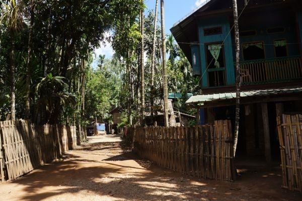 หมู่บ้านกะลนท่า Kalontar