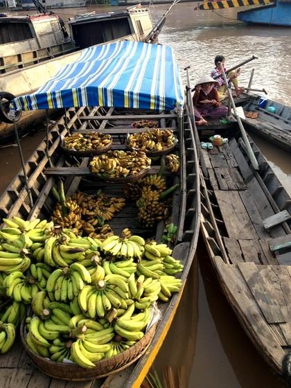 นอกจากข้าวแล้ว สามเหลี่ยมปากน้ำโขงเป็นแหล่งผลิตผลไม้ที่สำคัญของเวียดนาม