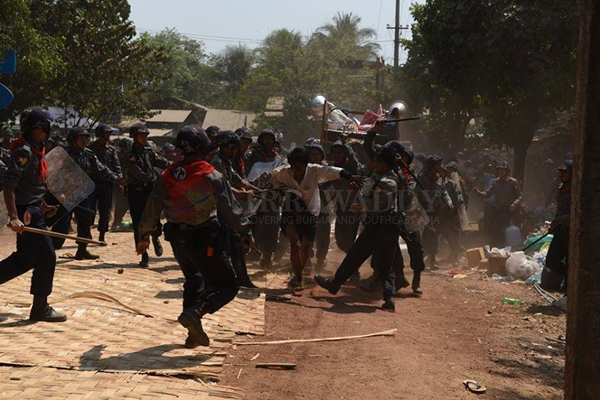 ภาพ Irrawaddy