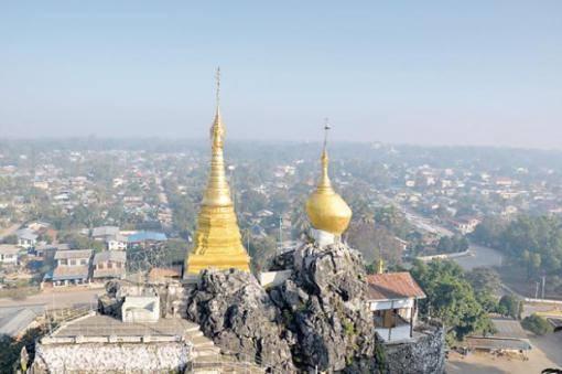 ภาพโดย Aung Zaw Htun/EMG
