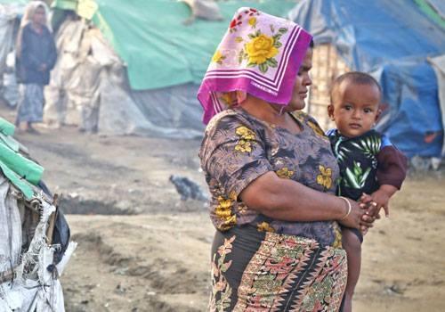 ภาพโดย Yu Yu/The Myanmar Times