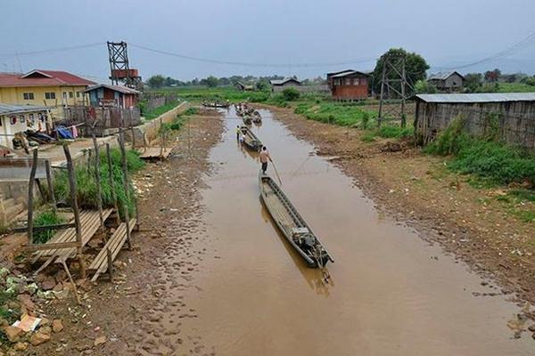 ภาพโดย Teza Hlaing / The Irrawaddy