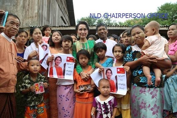 ภาพ NLD Chairperson
