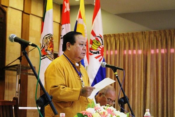 ภาพจากเฟซบุ๊ค Shan Nationalities League for Democracy