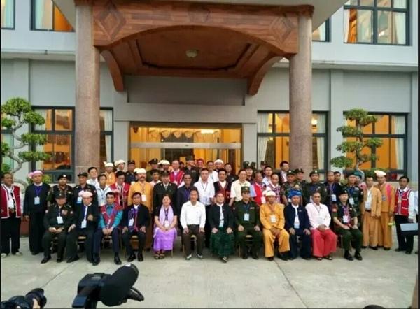 ภาพจาก Facebook/ Dr Nyo Twan Awng of the Arakan Army)