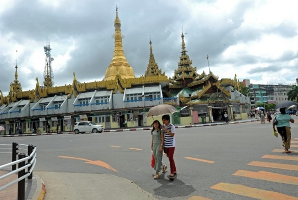 MYANMAR-RELIGION-MARRIAGE