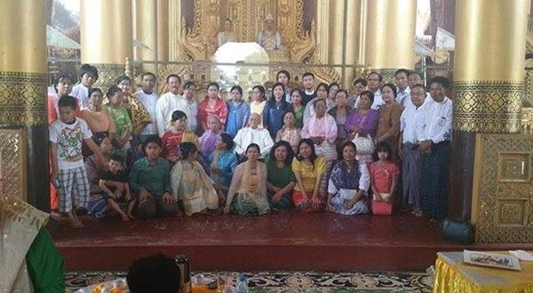 ภาพโดย Irrawaddy