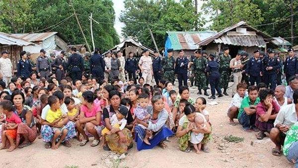 ภาพโดย Mahn Myo Myint / The Irrawaddy