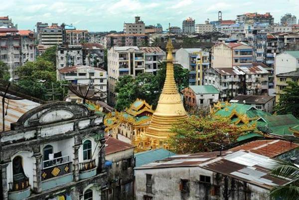 ภาพโดย Steve Tickner / The Irrawaddy
